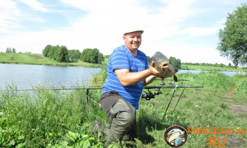 Степановка - рыбалка - Лето 2015